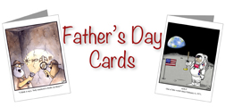 Father's Day Card Logo